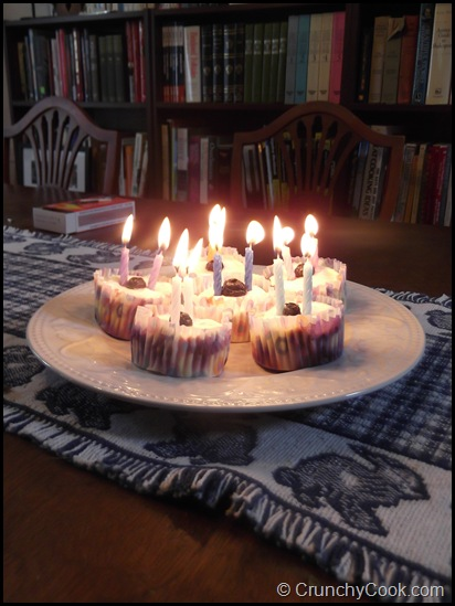 Cream Cheese cupcakes 3