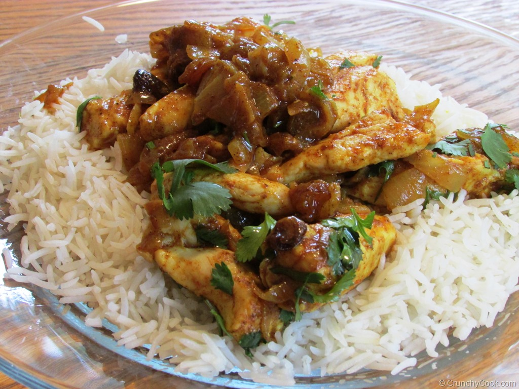 Moroccan Chicken (gluten & allergen free)   The Crunchy Cook